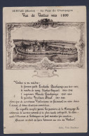 Vue De Vertus Vers 1600 - Vertus