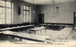 45- MEUNG-sur-LOIRE- Le Pensionnat Saint-Jean-Le Réfectoire - Frankreich