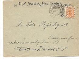 1900 Schöner Brief - 1856-1917 Administration Russe