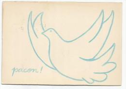 K1603 Esperanto - Pacon Pace Peace Frieden Paix Paz - Nice Stamps Timbres Francobolli / Viaggiata 1982 - Esperanto
