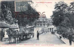 (64) Eaux Bonnes - Casino Arrivée Du Courrier - Excellent état - 2 SCANS - Eaux Bonnes