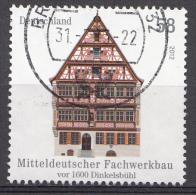 Bund 2012  Mi.nr.:2970  Gestempelt / Oblitérés / Used - [7] République Fédérale