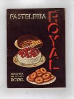 Cosina - Pasteleria  ROYAL - Levadura En Polvo Royal  - Consejos  -  Recetas - Glaceados Y Cremas, Bizcochos Y Pastas... - Livres, BD, Revues