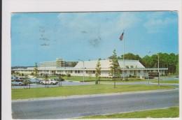 FLORIDE - JOHN F. KENNEDY HALL - FORT BRAGG N.C. - état Voir Descriptif - Tampa