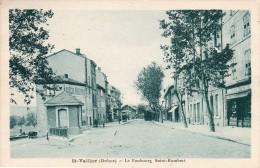 St Vallier  Drome   Le Faubourg Saint Rambert  Petite Animation - Frankreich