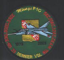 Mirage F1 -dernier vol