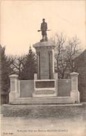 CPA Matour Monument élevé Aux Morts De Matour R955 - Frankreich
