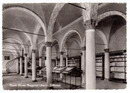 ZA668   MONTE OLIVETO MAGGIORE  (Siena) - Biblioteca dell�Abbazia