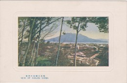 JAPON - View Of SAKURA SHIMA Union Postale Universelle - Otros
