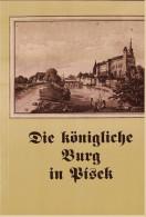 Broschüre / Heft : Die Königliche Burg In Pisek / Tschechien  -  Von 1993 - Tschechien