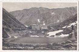 Pf. Vue Générale De L'Hospice Du Gd St-Bernard. 9940 - VS Wallis