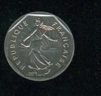 prix imbattable !  Pi�fort de la 2f semeuse 1980  nickel