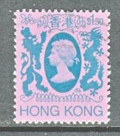 Hong Kong  398   (o)  Wmk 373  Issue 1982 - Hong Kong (...-1997)