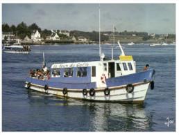 (100 M+S) Tour Du Golfe Ship - Traghetti