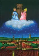 ILLUSTRATEUR SLOBODAN  La Tele De Papa  Bonne Nuit Les Petits DRAGUIGNAN 2005 - Slobodan