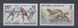 Saint Pierre Et Miquelon - 360 Et 361 Neufs ** - Neufs