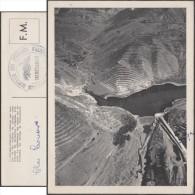 Algérie 1956. Carte Postale Envoyée En FM. 11 Barrages-réservoirs, Irrigation, Reboisement Des Pentes, Envasement - Autres