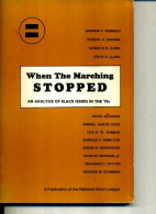 1970 WHEN THE MARCHING STOPPED NATIONAL URBAN LEAGUE 170 PAGES - Livres, BD, Revues