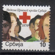 Serbia,Red Cross 2008.,MNH - Serbia
