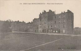 ISSY LES MOULINEAUX -92- RUE DES COUTURES - Issy Les Moulineaux