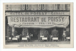Bordeaux - Hotel De Poissy - Bordeaux