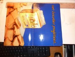 Affiche Publicitaire Annee 50 Biscottes Grégoire 27X35CM - Reclame