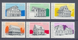 Mmv0691 ARCHITECTUUR GEBOUWEN HUIZEN HOUSES ARCHITECTURE BUILDINGS GEBÄUDE SURINAME 1991 PF/MNH - Monumenten