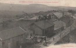 Bruyeres - Les Casernes Du 44ième  Regiment D'infanterie- Scan Recto- Verso - Bruyeres