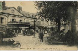 78 MANTES LA JOLIE HOTEL DU GRAND CERF HENRI MALLET - Mantes La Jolie