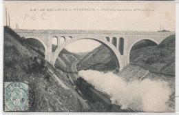 WIMEREUX -Pont Des Garennes - Train De Boulogne A Wimereux   (73490) - Autres Communes