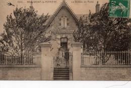 BEAUMONT-LA-FERRIERE-LE BUREAU DE POSTE - France