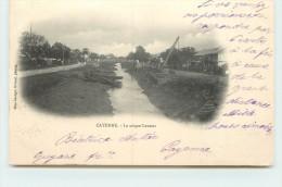CAYENNE - La Crique Laussat. - Cayenne