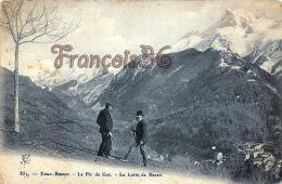 (64) Eaux-Bonnes - Le Pic Du Ger - La Latte De Bazen - Montagnes - Pyrénées - 2 SCANS - Eaux Bonnes