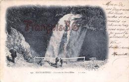 (64) Eaux-Bonnes - Cascade Du Gros-Hêtre - 2 SCANS - Eaux Bonnes