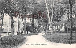 (64) Eaux-Bonnes - Le Jardin - 2 SCANS - Eaux Bonnes
