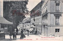 (64) Eaux-Bonnes - L'Hôtel Richelieu - 2 SCANS - Eaux Bonnes