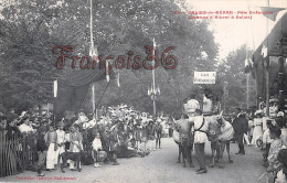 (64) Salies-De-Béarn - Une Fête Enfantine - Jeanne D'Albret Et Sa Cours à Salies - Les Vendangeurs, Vendanges - 2 SCANS - Salies De Bearn