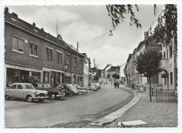Carte Postale - RAEREN - Hauptstrasse - Rue principale - Auto anc�tre - CPA  //