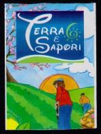 # CIPOLLA TERRA E SAPORI Italy Onion Tag Balise Etiqueta Anhänger Cartellino Vegetables Gemüse Legumes Oignons Verduras - Fruits & Vegetables