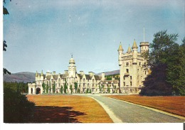 Balmoral Castle Holiday Home Of H.M. The Queen In Aberdeenshire - Royal Families