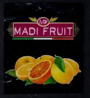 # ARANCE MADI FRUIT Italy Orange Tag Balise Etiqueta Anhänger Cartellino Fruits Frutas Naranja - Fruits & Vegetables