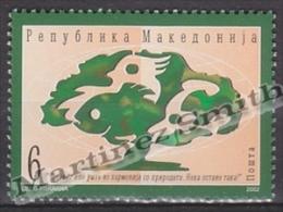 Macedonia 2002 Yvert 251, Ecology - MNH - Macedonia