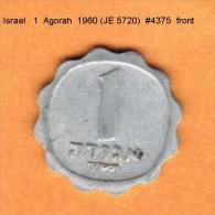 ISRAEL   1  AGORAH  1960 (JE 5720)  (KM # 24.1) - Israel