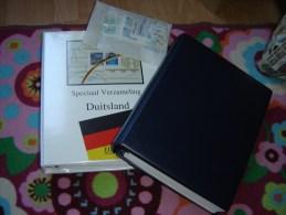 DDR IN EDEL VERZAMELING 1973-1983  Valeur catalogue Katalogwert Precio cat�logo �400.-