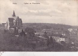 MOHA : église Et Panorama - Wanze
