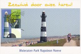 D18837 CARTE MAXIMUM CARD RR TRIPLE FD 2013 NETHERLANDS - LIGHTHOUSE PHARE BRESKENS CP ORIGINAL - Lighthouses
