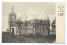Carte Postale - Les Environs De Louvain - Château De RHODE ST PIERRE - SINT PIETERS RODE - CPA   // - Holsbeek