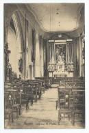 Carte Postale - RACOUR - Intérieur De L'Eglise - CPA   // - Lincent