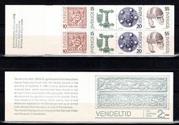 Sverige 1975  Yv  C873** Boekje/carnet 873** - Cuadernillos/libretas