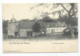 Carte Postale - Environs Du Roeulx - La Ferme Du Sart - CPA   // - Le Roeulx